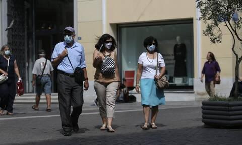 Κορονοϊός – Δημοσκόπηση: 1 στους 4 δεν τηρεί τα μέτρα προστασίας