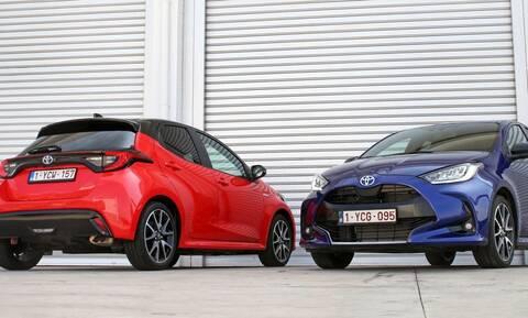 Δοκιμή: Το νέο Toyota Yaris κινείται πιο upper class