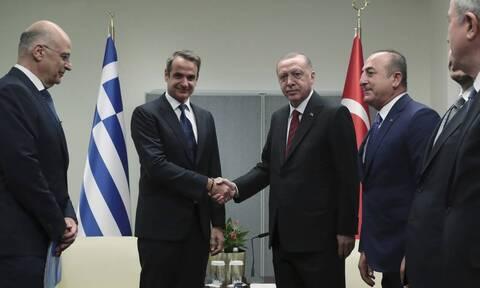 Με το «όπλο» της διπλωματίας η Αθήνα κόντρα στην λογική της Άγκυρας