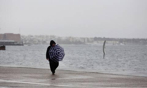 Έκτακτο δελτίο καιρού: Ποιες περιοχές θα «χτυπήσει» η κακοκαιρία τις επόμενες ώρες (ΧΑΡΤΗΣ)