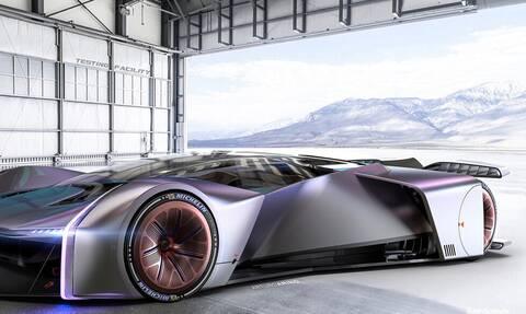 Ένα αυτοκίνητο βγαλμένο από τα πιο φουτουριστικά σου όνειρα!