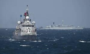 Νέα τουρκική πρόκληση: NAVTEX για άσκηση με πραγματικά πυρά μεταξύ Ρόδου και Καστελόριζου