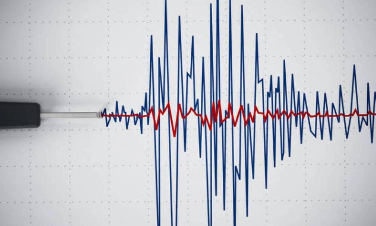 Σεισμός ΤΩΡΑ κοντα στη Χαλκιδική