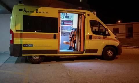 Εύβοια: Μηχανάκια συγκρούστηκαν μετωπικά - Ένας νεκρός και ένας τραυματίας