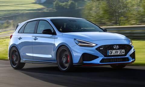 Το hot hatch της Hyundai, το i30 N ανανεώθηκε και κέρδισε και πέντε ίππους