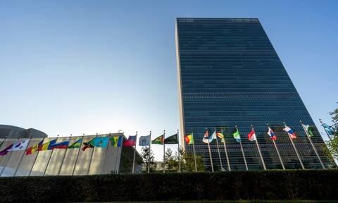 ΟΗΕ: Ο Λευκορώσος ΥΠΕΞ κατηγορεί χώρες της Δύσης ότι επιχειρούν να σπείρουν «χάος και αναρχία»