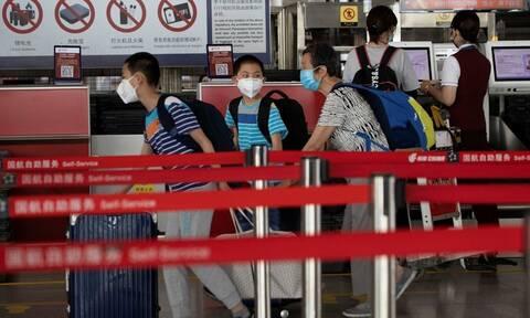 Κορονοϊός – Κίνα: 14 κρούσματα σε 24 ώρες, όλα «εισαγόμενα»