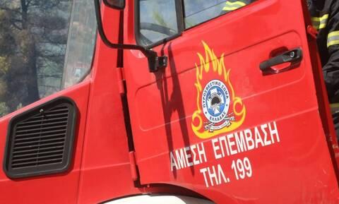 Φωτιά στο ΧΥΤΑ Φυλής: Αποπνικτική ατμόσφαιρα και τοξικό νέφος - Μήνυμα από το 112 σε κατοίκους