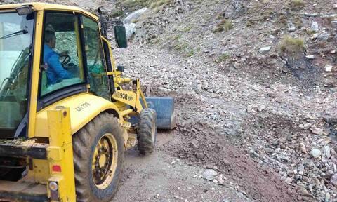 Πάτρα: Απεγκλωβίστηκαν κτηνοτρόφοι που είχαν αποκλειστεί στο Παναχαϊκό Όρος (pics)