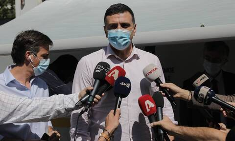 Health Minister Kikilias: As long as we are cautious no additional measures are necessary