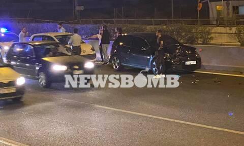 ΤΩΡΑ: Τροχαίο στην είσοδο της Αθηνών – Λαμίας – Ταλαιπωρία για τους οδηγούς