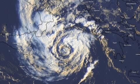 Δραματική προειδοποίηση: Ο Ιανός είναι η αρχή της εποχής των τυφώνων για την Ελλάδα