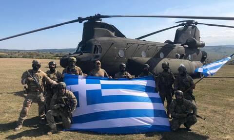 Ένοπλες Δυνάμεις: Δυναμική συμμετοχή της Ελλάδας στην πολυεθνική άσκηση «CARPATHIAN EAGLE 2020»