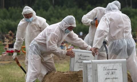 Σαρώνει τον πλανήτη ο κορονοϊός: Ξεπέρασαν το ένα εκατομμύριο οι νεκροί από COVID-19