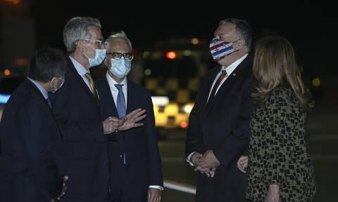 Στην Ελλάδα ο Μάικ Πομπέο - Το πρόγραμμα και οι στόχοι του υπουργού Εξωτερικών των ΗΠΑ