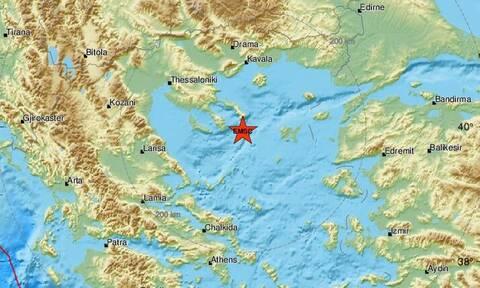 Σεισμός νότια του Αγίου Ορους - Αισθητός σε πολλές περιοχές (pics)