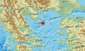 Σεισμός ΤΩΡΑ νότια του Αγίου Ορους - Αισθητός σε πολλές περιοχές (pics)