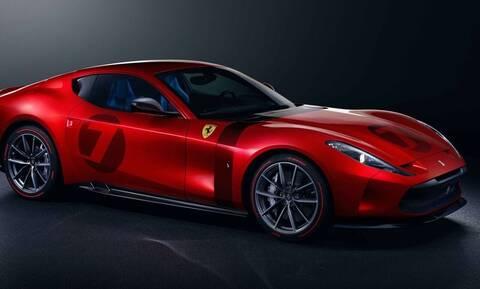 H Ferrari Omologata είναι μία και μοναδική στον κόσμο