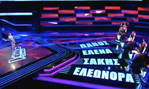 The Voice: Η 20χρονη που «τρέλανε» τους κριτές (video)