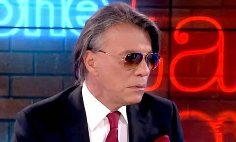 Ξανά στην τηλεόραση ο Ηλίας Ψινάκης με πρόταση «βόμβα» (video)