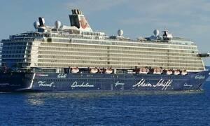Κορονοϊός: Συναγερμός σε κρουαζιερόπλοιο με 1.000 επιβάτες – Βρέθηκαν 12 κρούσματα στο πλήρωμα