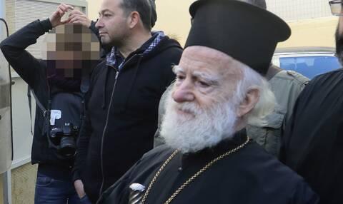 Στη ΜΕΘ του ΠΑΓΝΗ ο Αρχιεπίσκοπος Κρήτης - Σταθερή αλλά κρίσιμη η κατάστασή του