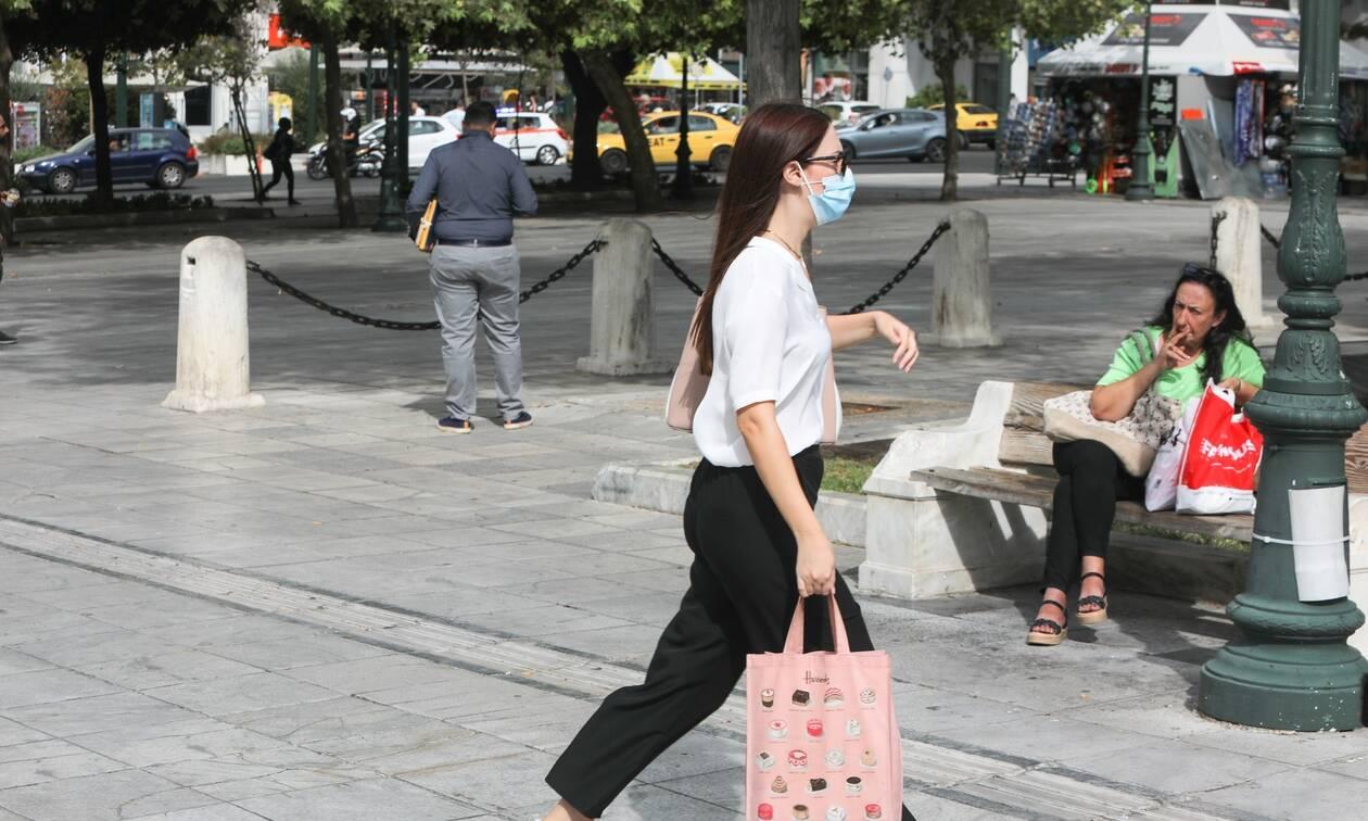 Κορονοϊός: Νέα μέτρα για το κέντρο της Αθήνας - Τι ανακοίνωσε η γ.γ. Πολιτικής Προστασίας