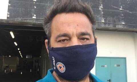 Στο νοσοκομείο ο Νίκος Τσιλιπουνιδάκης: Το πρόβλημα υγείας του