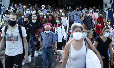 Κορονοϊός: Η Αττική το «καυτό» σημείο της επιδημίας - Μάσκες και στους εξωτερικούς χώρους
