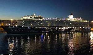 Θρίλερ με το «Mein Schiff 6»: Αρνητικά τα μισά... θετικά κρούσματα στο κρουαζιερόπλοιο