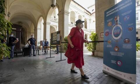 Ιταλία: Το τελευταίο 24ωρο διαγνώσθηκαν 1.494 κρούσματα κορονοϊού - 16 νεκροί