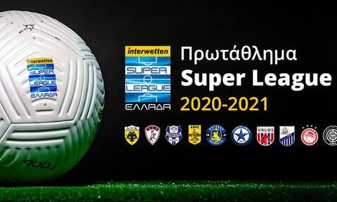 Super League: Η βαθμολογία μετά τον αγώνα ΑΕΛ-Παναθηναϊκός (photos)