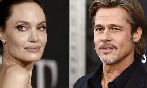Το κορίτσι του Pitt μίλησε για τη Jolie και ο Brad έχει άποψη σε αυτό