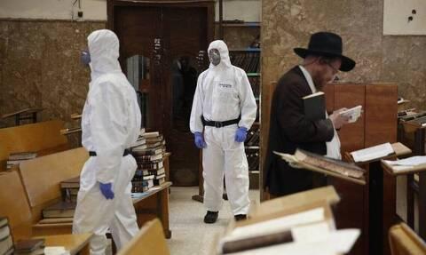 Κορονοϊός στο Ισραήλ: 41 θάνατοι και 2.239 κρούσματα μόλυνσης σε 24 ώρες