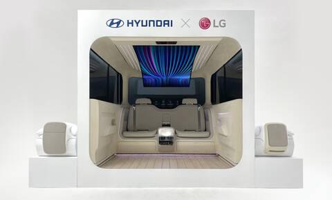 Έτσι θα είναι το εσωτερικό των ηλεκτρικών αυτοκινήτων κατά τη Hyundai