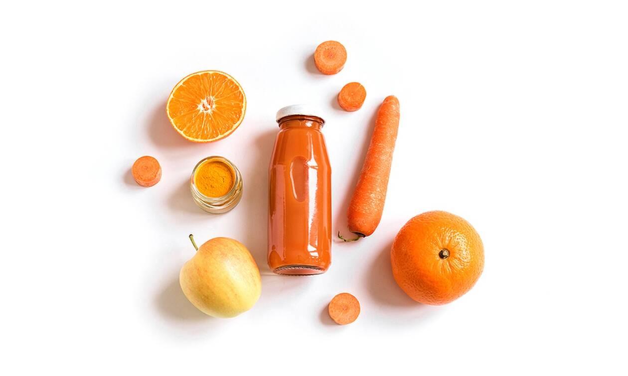 Smoothie με βιταμίνη C για γερό ανοσοποιητικό