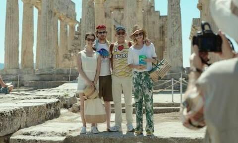 «On sourit pour la photo»: Η γαλλική ταινία που υμνεί το ελληνικό καλοκαίρι
