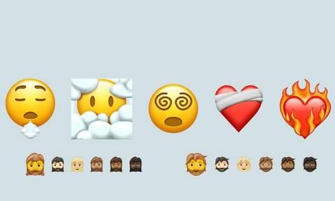 Το... χαοτικό 2020 μέσα από νέα emojis
