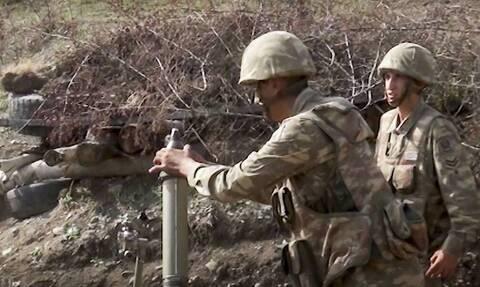 Минобороны Армении сообщило, что ВС Азербайджана нанесли удар по территории республики