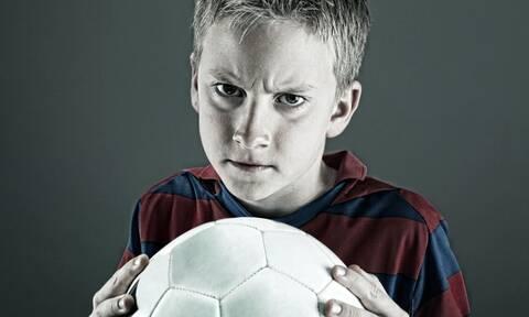 Πότε τα παιδί γίνεται επιθετικό;