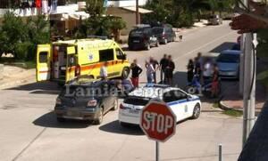 Λαμία: Παραβίασε STOP και εμβόλισε μηχανάκι - Δύο τραυματίες