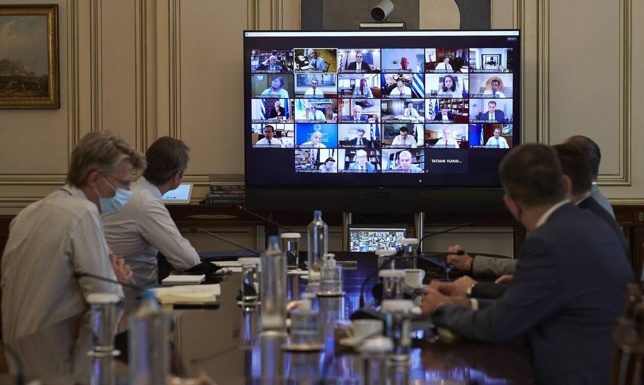 Συνεδριάζει την Τετάρτη το Υπουργικό Συμβούλιο - Τα θέματα που θα συζητηθούν