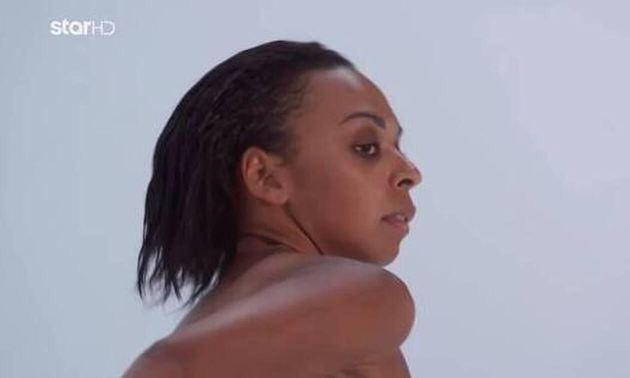 GNTM 3: Δεν ήταν πρωτάρα στο γυμνό η Ρασέλ - Δείτε παλαιότερη γυμνή της φωτογράφιση (pics)