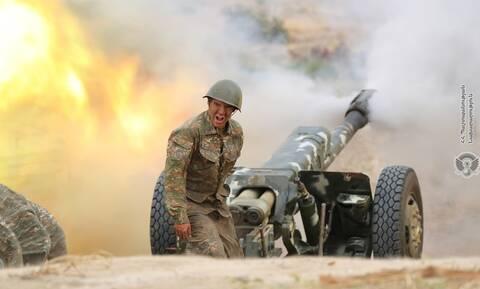 Θρίλερ με την «κατάρριψη» αρμενικού μαχητικού – Διαψεύδουν Τουρκία και Αζερμπαϊτζάν