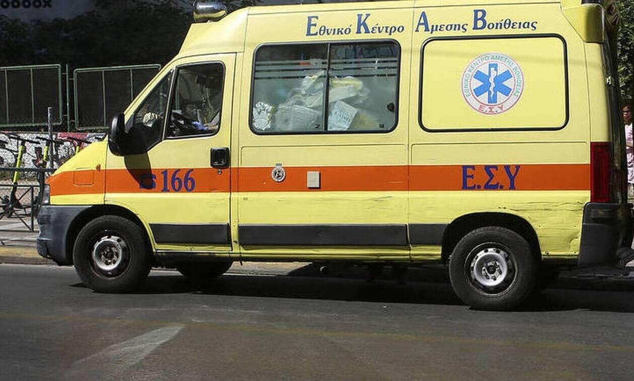 Κρήτη: Σοβαρό τροχαίο στην Παλαιά Εθνική Οδό - Στο νοσοκομείο ένα ζευγάρι