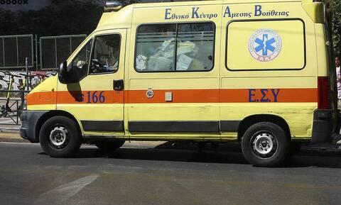 Κρήτη: Σοβαρό τροχαίο στην Παλαιά Εθνική Οδό – Στο νοσοκομείο ένα ζευγάρι