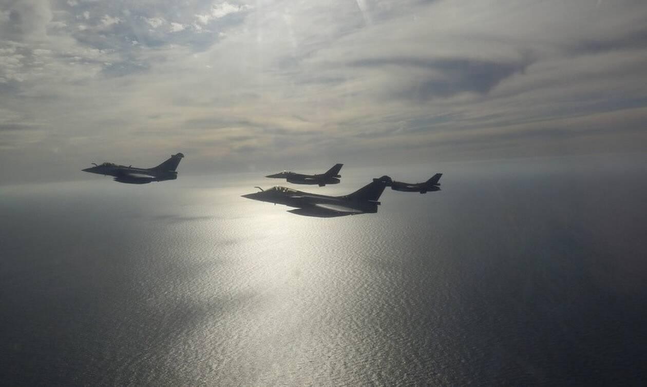 VOLFA 2020: Στη Βάση των Rafale Έλληνες πιλότοι και μηχανικοί - Ακτινογραφούν το γαλλικό υπερόπλο