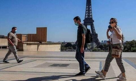 Γαλλία - Κορονοϊός: Στα 8.051 ο αριθμός των νέων κρουσμάτων τις τελευταίες 24 ώρες