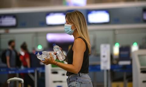Κορoνοϊός: Μπλόκο σε πτήσεις από το εξωτερικό μελετά η κυβέρνηση - Οι χώρες που είναι στο «κόκκινο»