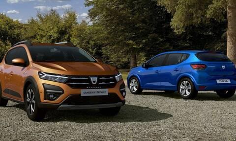 Νέα Dacia Sandero και Sandero Stepway: Αυτά είναι και επίσημα